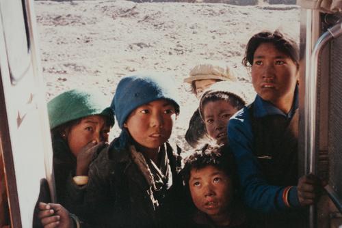 Tibet children
